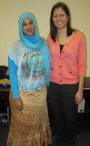 Shaza w Teacher