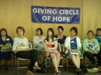Giving Circle of Hope - May 2013