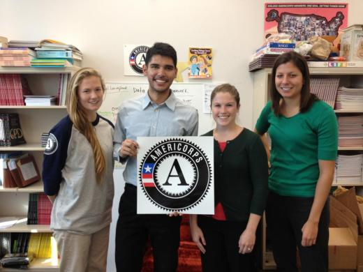 AmeriCorps 2012 members farewell_8Aug2013_4