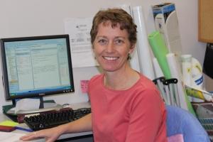Sheila Frost, LCNV Volunteer