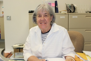 Lynn Gallagher, LCNV Volunteer